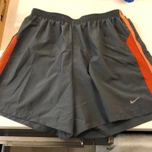 Nike men's running shorts